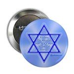 Star Of Yaakov, Scepter Of Yisrael Button