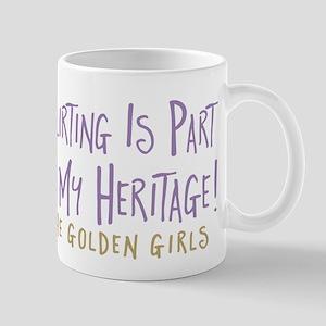 Golden Girls Flirting Mugs