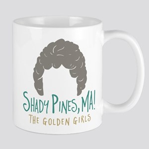 Golden Girls Shady Pines Ma Mugs