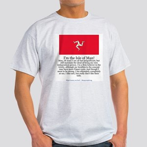 Isle of Man Light T-Shirt