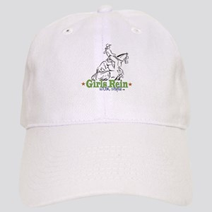 Girls Rein with style - stars Cap