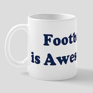 Footbag is Awesome Mug