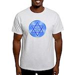 Star Of Ya'akov, Scepter Of Yisrael Ash Grey T-Shi