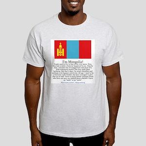 Mongolia Light T-Shirt