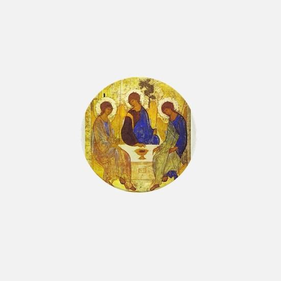 Cute Catholic faith Mini Button