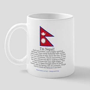 Nepal Mug