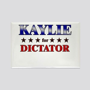 KAYLIE for dictator Rectangle Magnet