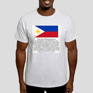 Philippines Light T-Shirt