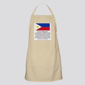 Philippines BBQ Apron