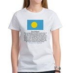 Palau Women's T-Shirt