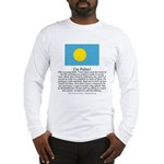 Palau Long Sleeve T-Shirt