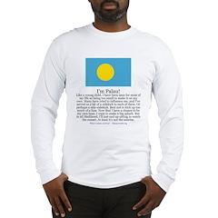 Palau Long Sleeve T-Shirt