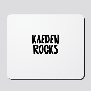 Kaeden Rocks Mousepad