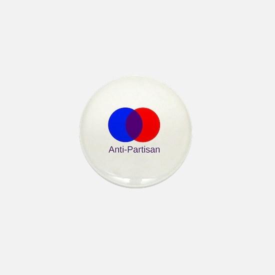 Funny Center Mini Button
