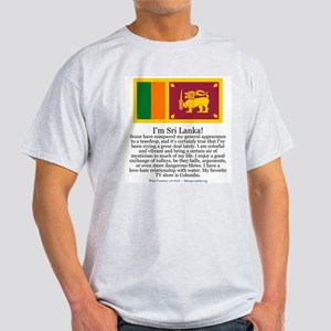 Sri Lanka Light T-Shirt