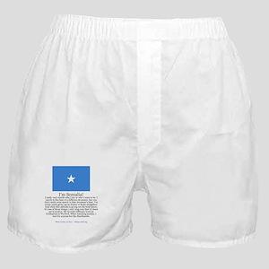 Somalia Boxer Shorts