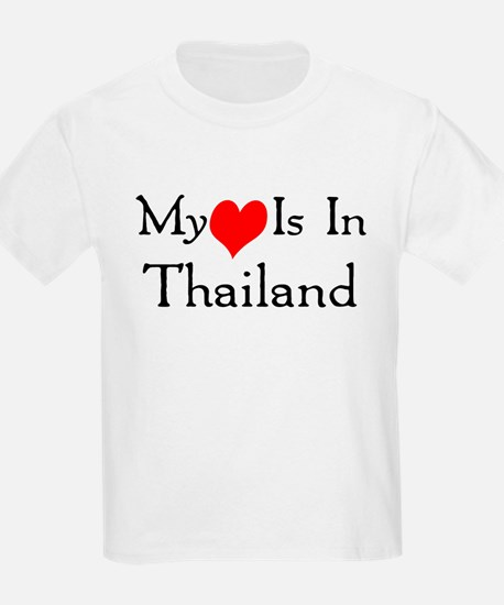 My Heart Is In Thailand T-Shirt