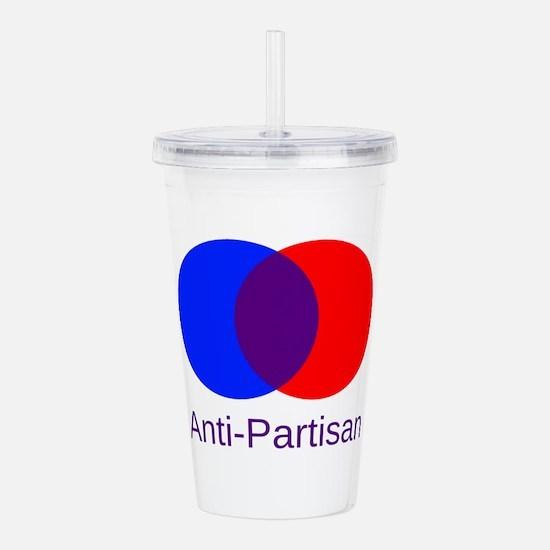 Anti-Partisan Acrylic Double-wall Tumbler