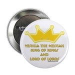 Yeshua, King Of Kings, Lord Of Lords Button