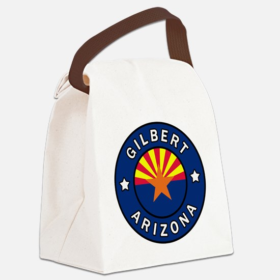 Unique Grand canyon state Canvas Lunch Bag