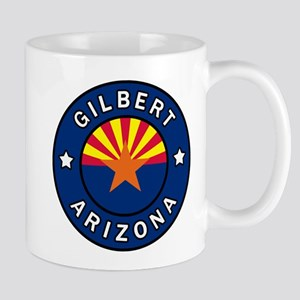 Gilbert Arizona Mugs