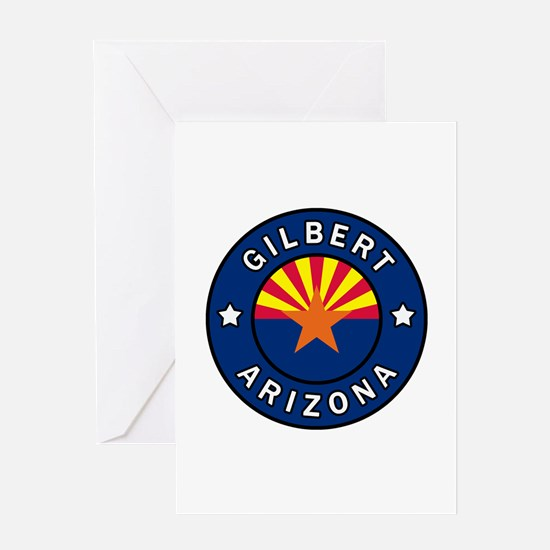 Gilbert Arizona Greeting Cards