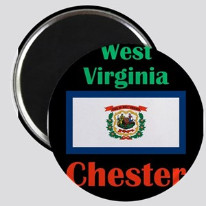 Chester West Virginia Magnets