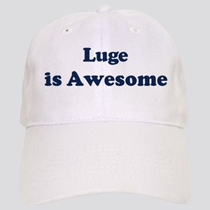 Luge is Awesome Cap