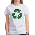 Recycle Symbol Women's T-Shirt