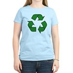 Recycle Symbol Women's Light T-Shirt