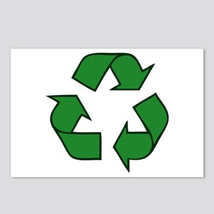 Recycle Symbol Postcards (Package of 8)