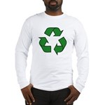 Recycle Symbol Long Sleeve T-Shirt
