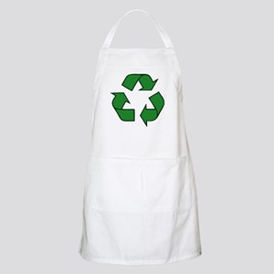 Recycle Symbol BBQ Apron
