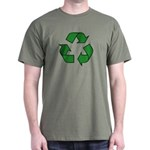 Recycle Symbol Dark T-Shirt