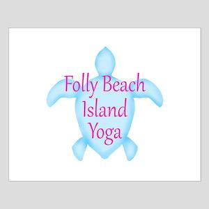Folly Beach Sea Turtle Posters
