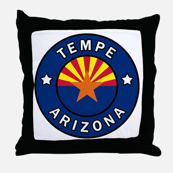 Cute Arizona state sun devils Throw Pillow