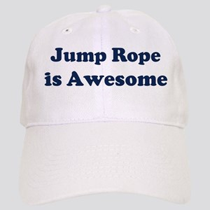 Jump Rope is Awesome Cap