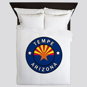 Tempe Arizona Queen Duvet
