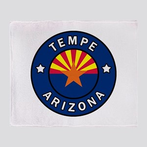 Tempe Arizona Throw Blanket