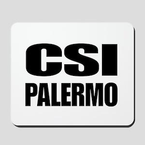 CSI Palermo Mousepad