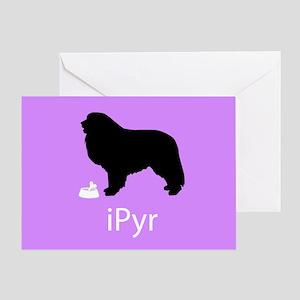 iPyr Greeting Card
