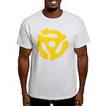 45 RPM Adapter Light T-Shirt
