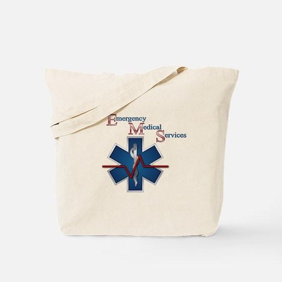 EMS Life Line Tote Bag