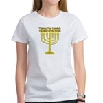 Yeshua, The Light Of The World Women's T-Shirt