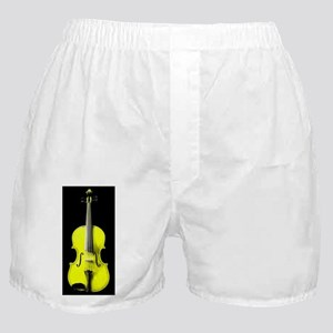 YellowViolin Boxer Shorts