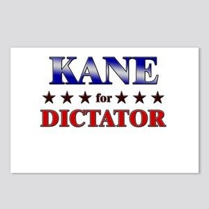 KANE for dictator Postcards (Package of 8)