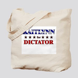 KAITLYNN for dictator Tote Bag