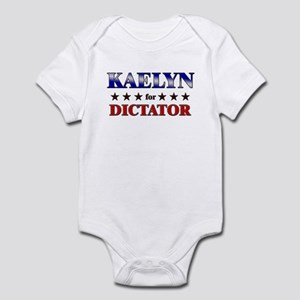KAELYN for dictator Infant Bodysuit
