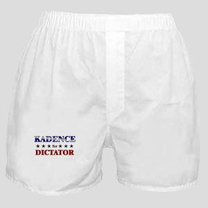 KADENCE for dictator Boxer Shorts