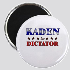 KADEN for dictator Magnet